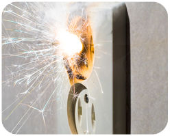 Los Angeles County outlet repair